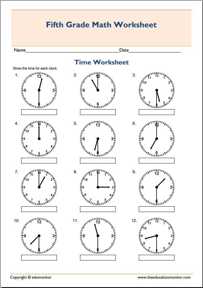 telling time grade 5 worksheets. Black Bedroom Furniture Sets. Home Design Ideas