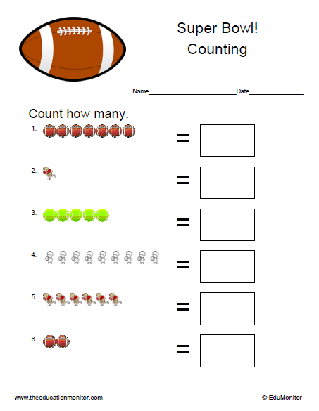 Free math worksheets | Common core printables