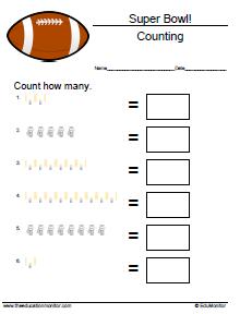 Free math printables | Common Core Selection