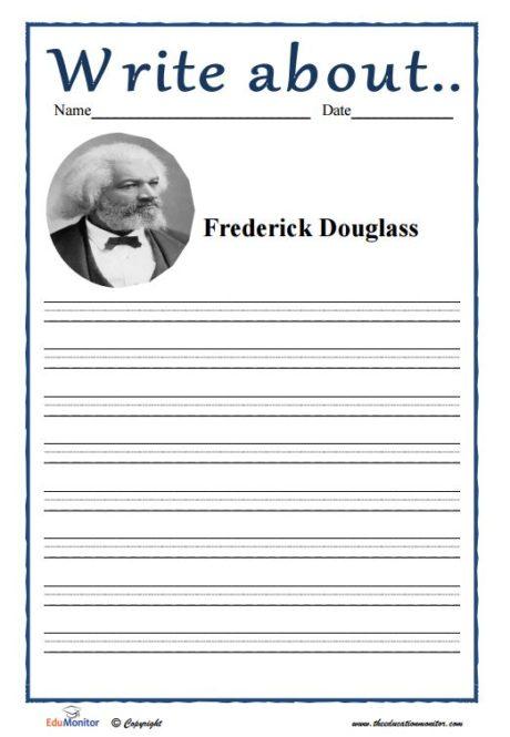 Fredrick Douglass Black History Series: EduMonitor