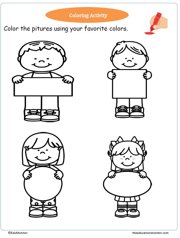 Free Coloring Pages – EduMonitor