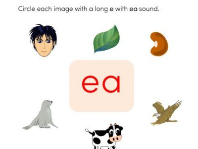 Long o Vowels I Phonics Worksheets
