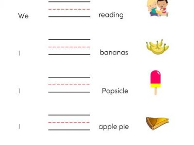 sight words phonics worksheets